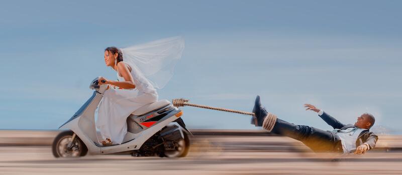 結婚のイラスト